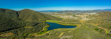 Small Lake In San Marcos, Cali...