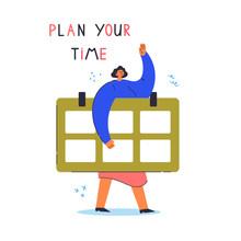 Time Management Concept Planni...