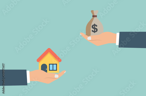 Fotografía Buying-selling houses, refinance your houses, Change Assets Capitalization
