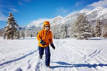 Winter Fun In Wyoming