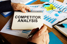 Competitor Analysis Report In The Man Hands.
