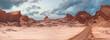 canvas print picture - Valle de la Luna (Moon Valley)