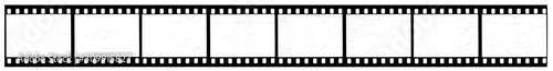 Obraz Web Banner Damaged Film With Scratches - fototapety do salonu