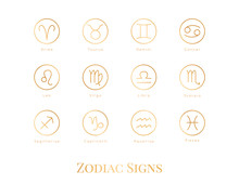 Illustration Zodiac Sign.