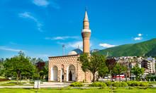Hatice Isfendiyar Mosque In Bu...