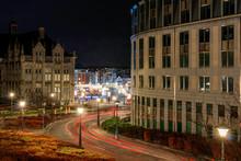 La Nuit Tombe Sur Liège
