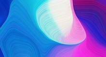 Colorful Abstract Wave Backgro...