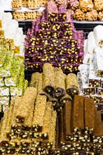 Background Sweets Baklava Turk...