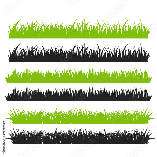 Photographie Grass Vector