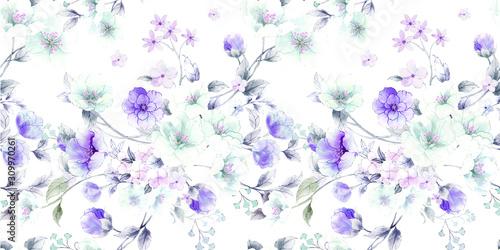 do-sypialni-drobne-kwiaty-malowane-akwarela