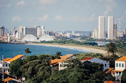 Photo Imagens de Olinda e Recife, no Alto da Sé, Pernmabuco.