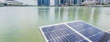Panoramic Modern Solar Panel W...