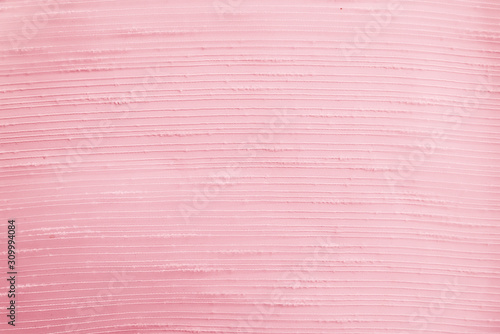 Fotografie, Obraz Texture chiffon fabric organza pink color for background