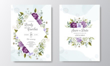 Beautiful Hand Drawn Floral We...