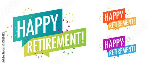 Cuadros en Lienzo Happy retirement