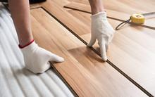Installing Laminated Floor, De...
