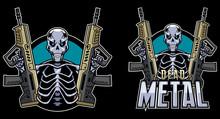 Dead Metal Mascot
