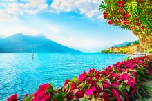 Bellagio Town, Como Lake Distr...