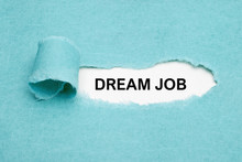 Find Your Dream Job Concept