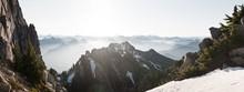Mount Pilchuck In The Washingt...