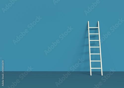 Fototapeta Ladder