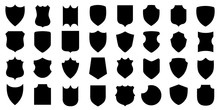 Set Different Shields Icons, P...