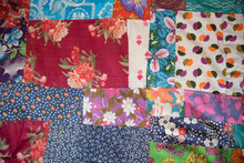 Colorful Handmade Patchwork Ca...