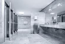 Urban Public Design Restroom