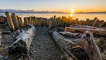 Amazing December Sunrise At Go...