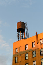 Water Tower - New York City