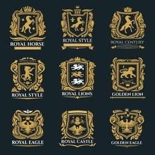 Heraldic Animals, Royal Herald...