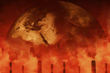 Earth Attacked By Greenhouse E...