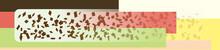 Icecream Splatter Web Banner