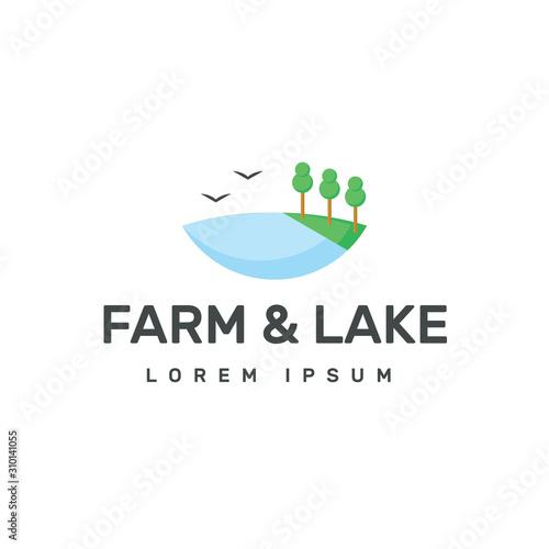 Fotografía Lakeside Logo