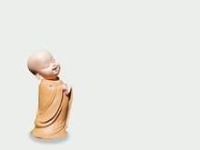 Happy Buddhism Neophyte Clay D...