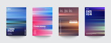 Cover Templates With Fluid Gra...