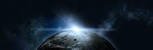 Alien Space Light
