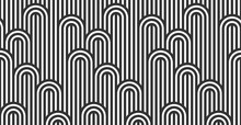 Seamless Pattern With Twisted ...
