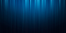 Blue Stage Curtain Background With Copy Space