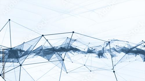 Cuadros en Lienzo VR 5G AI 人工知能 フィンテック Fintech MaaS ICT ブロックチェーン 3D