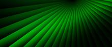 Green Light Line Shadow Dark Black Luxury Background