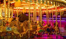 Carousel Funfair Ride