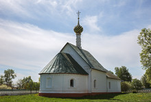Church Of Stephen Archdeacon In Kideksha