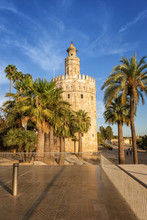 Torre Del Oro, Tower Of Gold, ...