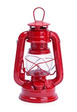 Red Camping Lantern