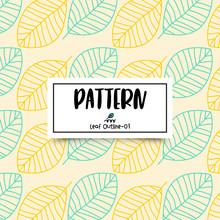 Leaf_outline_pattern_7