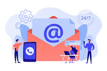 Email Marketing, Internet Chat...