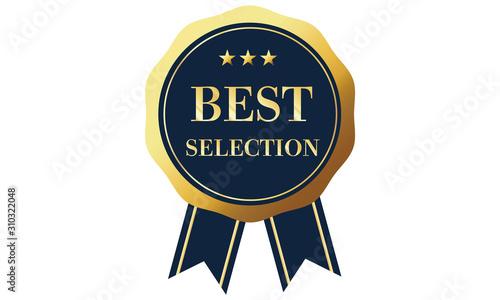 ベスト セレクション メダル ゴールド