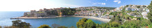 City Of Ulcinj In Montenegro A...