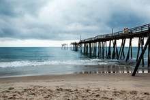Old Fishing Pier In Frisco Nor...